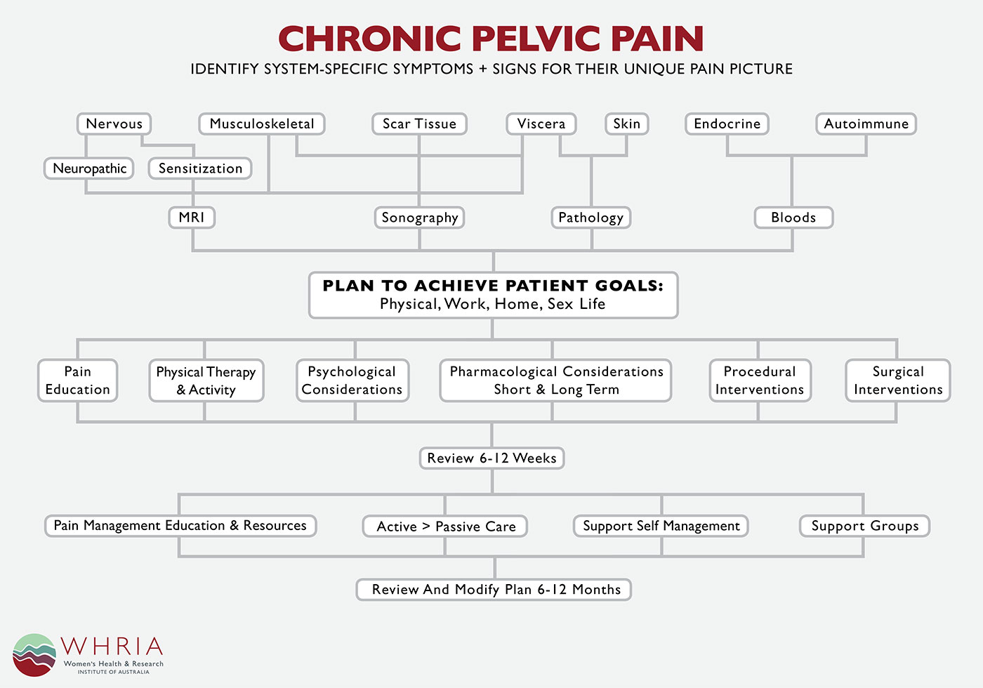 Pelvic Pain After Sexually Active